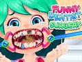 Забавная операция у стоматолога