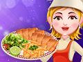 Рыба и чипсы для Устиньи