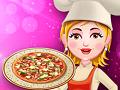 Пицца для Анны и Лады