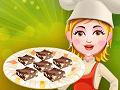Шоколадная помадка для Златы