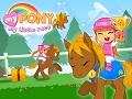 Мой пони Моя маленькая гонка