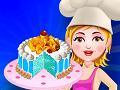 Торт-мороженое для Авдотьи, Евдокии, Мадлен, Марии